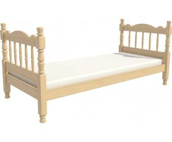 Кровать Bravo Алёнка Сосна