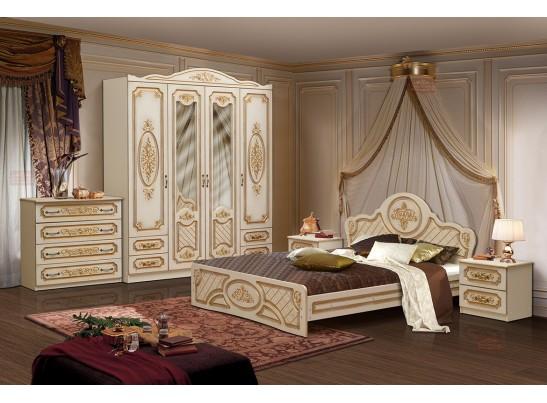Спальня комплектация №2 Victoriya