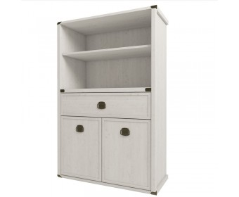 Шкаф открытый 2D1S Магеллан (сосна винтаж)