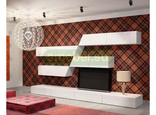 Гостиная Azimut 1 (3520x1850x550)