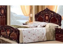 """Кровать 2-х спальная """"Роза"""" (могано)"""