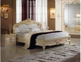 """Кровать 2-х спальная """"Диана"""" (беж.)"""