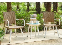 Комплект кофейный 210487 (стол и 2 кресла)