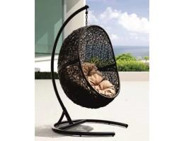 Подвесные кресла-качели LUNAR black