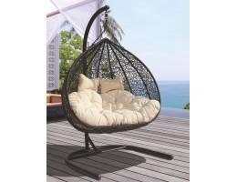 Подвесное кресло-качели для двоих GEMINI