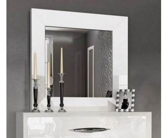 Зеркало Franco 1018, белый
