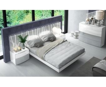 Спальня Vanessa Fenicia с подсветкой