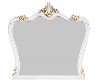 Зеркало Анна Мария, белый