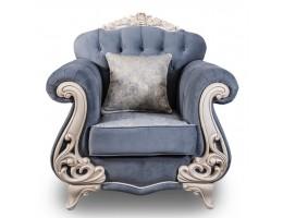 Кресло Афина, серый