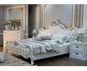 Спальня Натали с 3-створчатым шкафом, белая