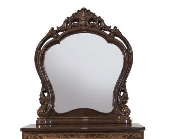 Зеркало Патрисия орех караваджо глянец