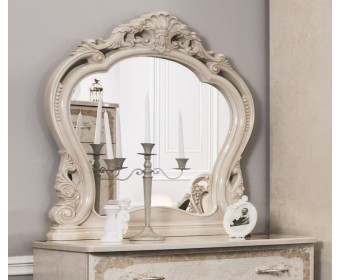 Зеркало Патрисия крем глянец