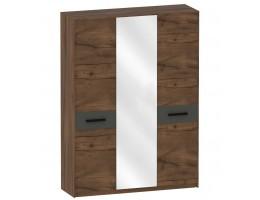 Шкаф 3-дверный Глазго