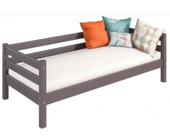 Кровать Соня Вариант 2 (с задней защитой)