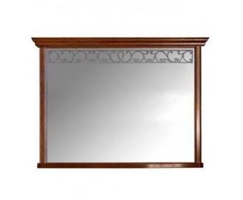Зеркало Оскар с декором ММ-210-28