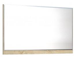 Зеркало настенное Домино ВК-04-21, белый/дуб сонома