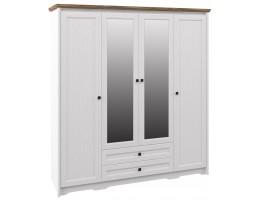 Шкаф четырехдверный Тиволи МН-035-24