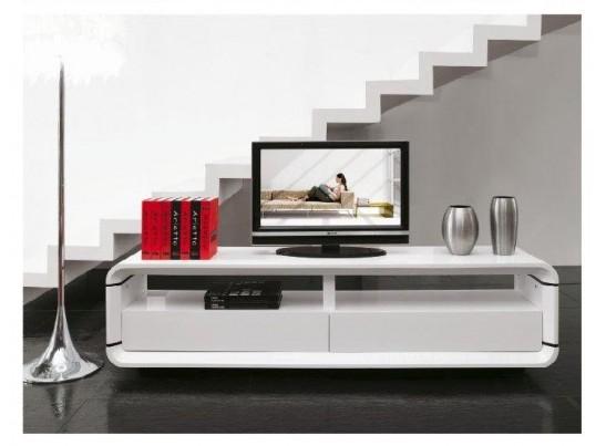 Тумба под ТВ Opus D2013 (Bright White) 1800х450х450