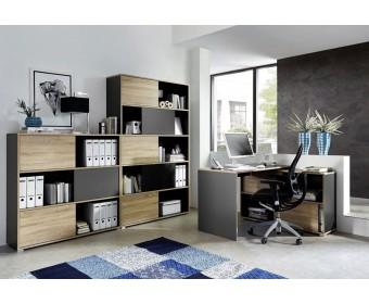 Комплект мебели для кабинета iWork 04