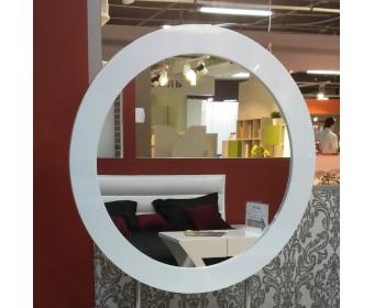 Зеркало круглое SB63ME Diamante, white