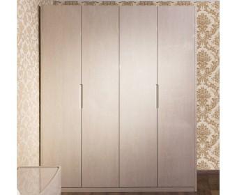 Гардероб (шкаф) 4-дверный TW2424D Laura, walnut