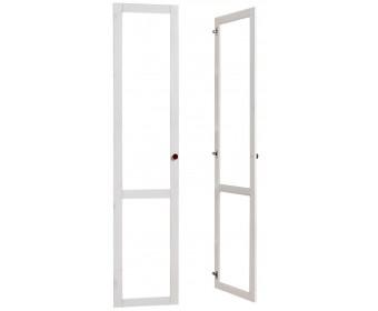 Комплект 2-х дверей к стеллажу Бостон (стеклянные)