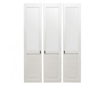 Комплект дверей к стеллажу Рауна-30 (белый воск УКВ)
