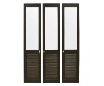 Комплект дверей к стеллажу Рауна-30 (колониал)