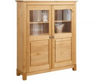 Шкаф для посуды-20 Рауна (бейц/масло)