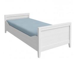 Кровать детская Сиело 77322 белый воск УКВ