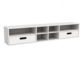 Надстройка стола Сиело 77328, белый воск УКВ