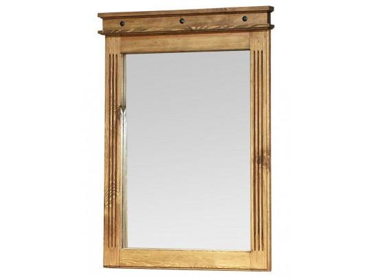 Зеркало Викинг в раме (массив)