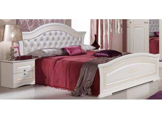 Спальный гарнитур Венера 160 бежевый
