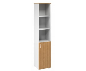 Шкаф полузакрытый без стекла (массив)