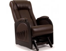 Кресло-качалка (глайдер) Комфорт Модель 48 без лозы