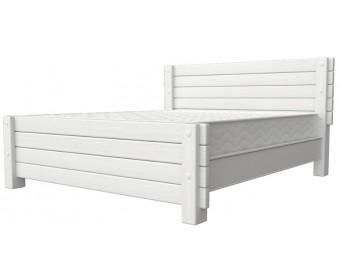 Кровать Bravo Манхэттен-1 Белый античный