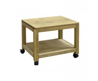 Стол кофейный КМ-0069 50x40 из массива сосны