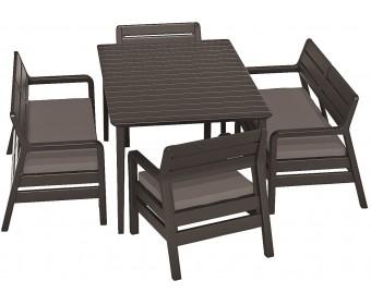 Комплект мебели Delano set with Lima table 160