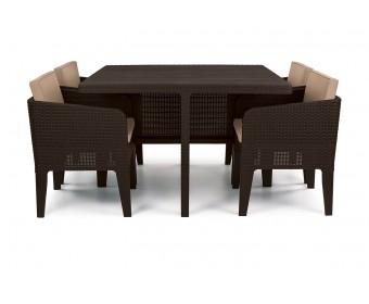 Комплект мебели Columbia set 5 pcs
