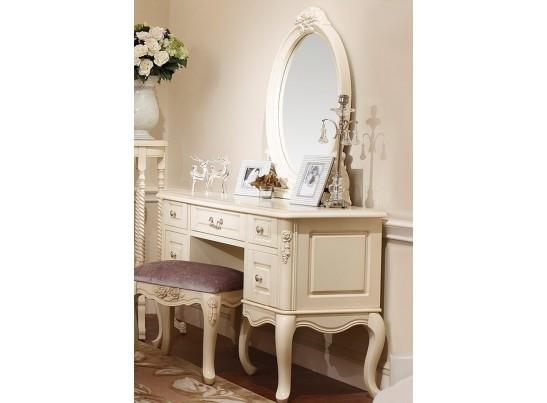 Туалетный столик 8802-А Fiore Bianco