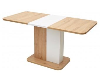 Стол NEXT Дуб Артисан/ Белый 110